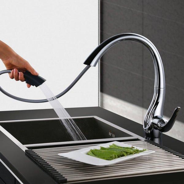 厨房冷热水龙头的选购方法 厨房冷热水龙头怎么拆