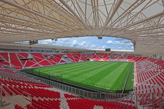 现代化足球场设计图