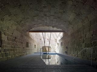 石窖浴场设计效果图