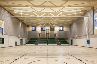 室内运动馆装修设计图