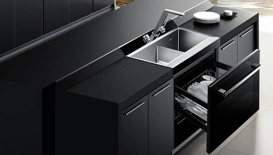 水槽洗碗机与传统洗碗机谁更适合中国厨房