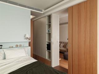 日式风格小户型卧室装修效果图