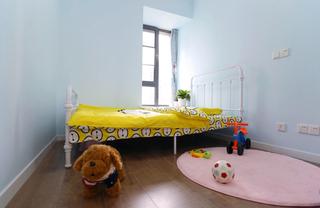 100㎡北欧混搭儿童房装修效果图