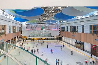 溜冰场装修设计图