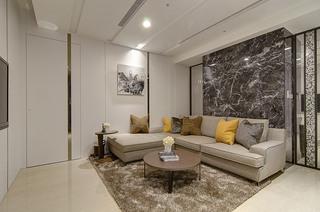 大户型现代奢华风休闲室装修效果图