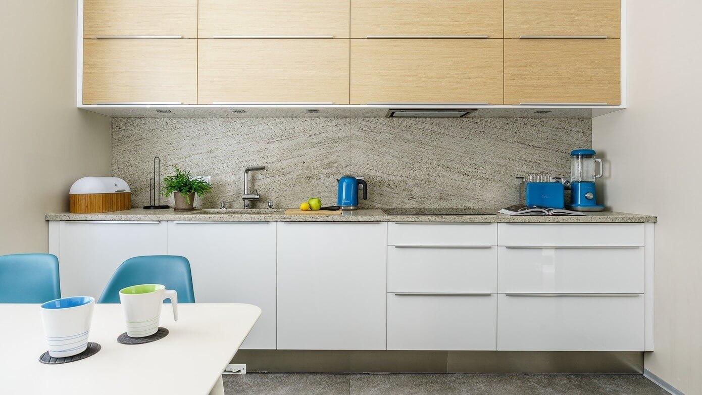 大户型公寓客厅橱柜装修设计图