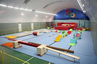 大型儿童运动馆装修效果图