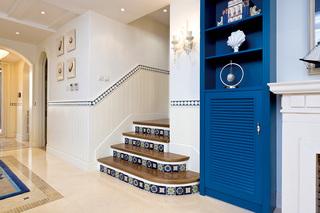 地中海风格楼梯装修效果图