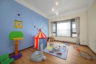 大户型美式风儿童房装修效果图