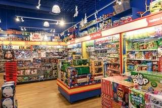 儿童玩具卖场每日首存送20