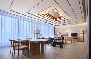 简约新中式风格餐厅每日首存送20