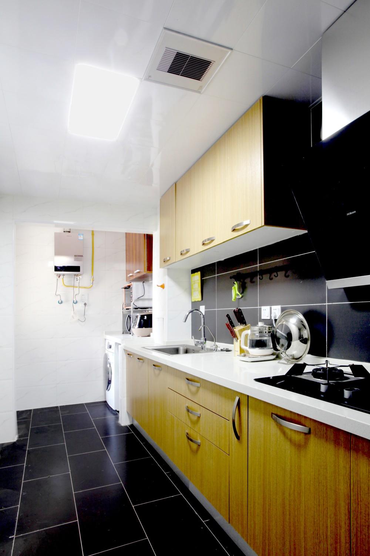 简约风格二居厨房装修效果图