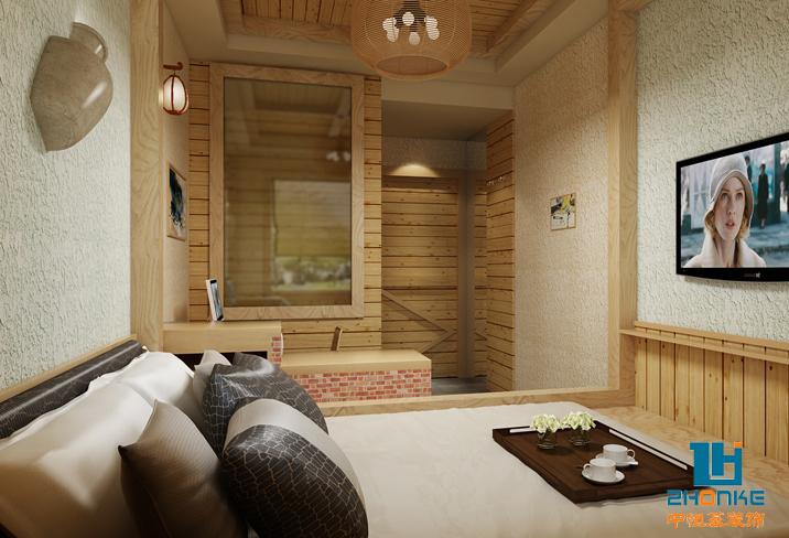 酒店装修一间客房需要多少钱?