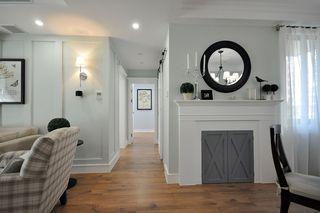 美式风格二居室过道装修效果图