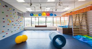 现代儿童运动馆装修效果图