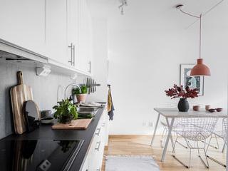 45平米小户型公寓厨房装修效果图