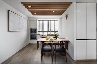 120平米简约风格餐厅装修效果图