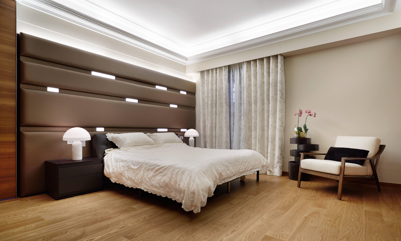 时尚新古典风格卧室装修效果图