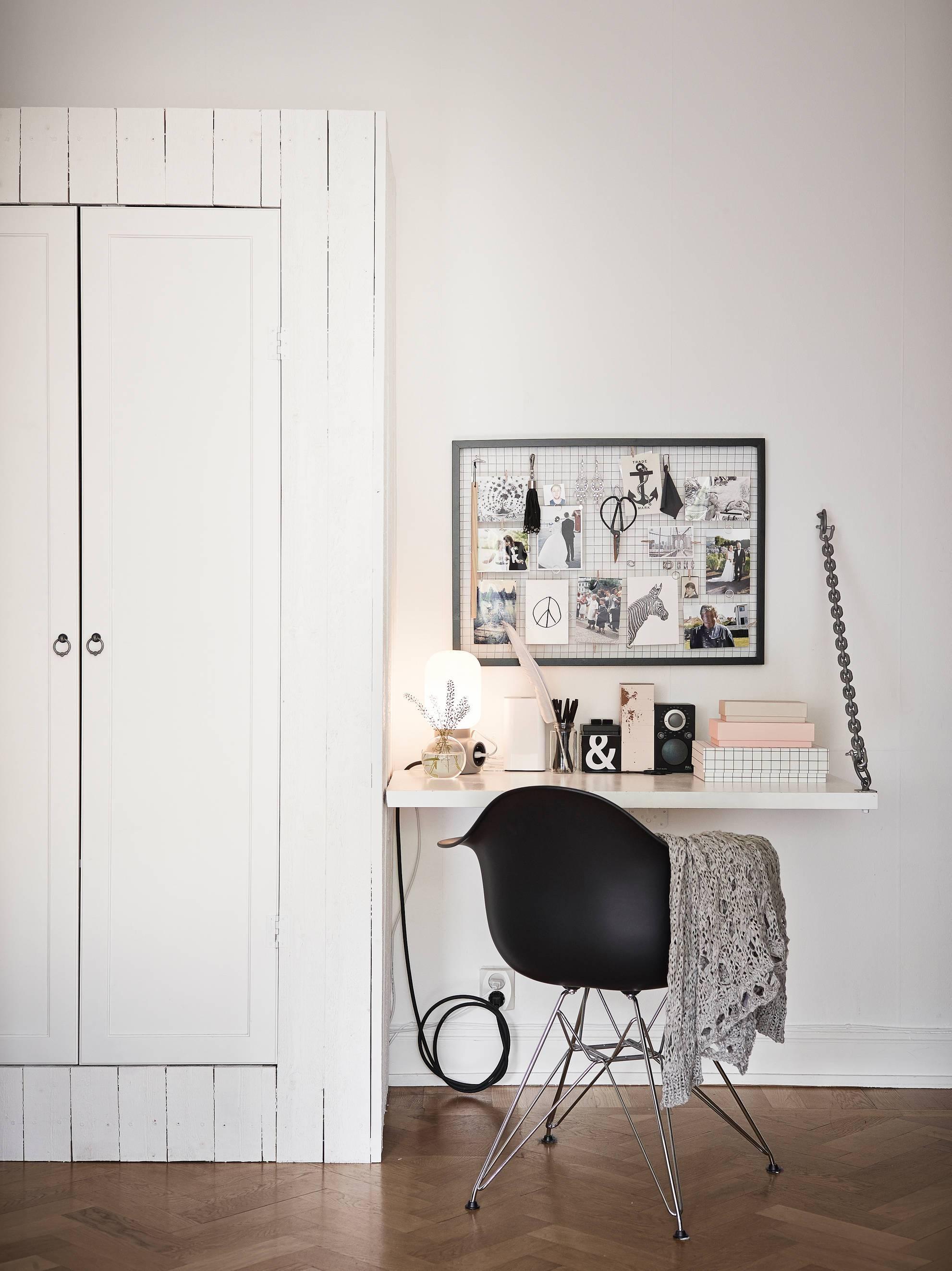 53平北欧风格公寓衣柜装修效果图
