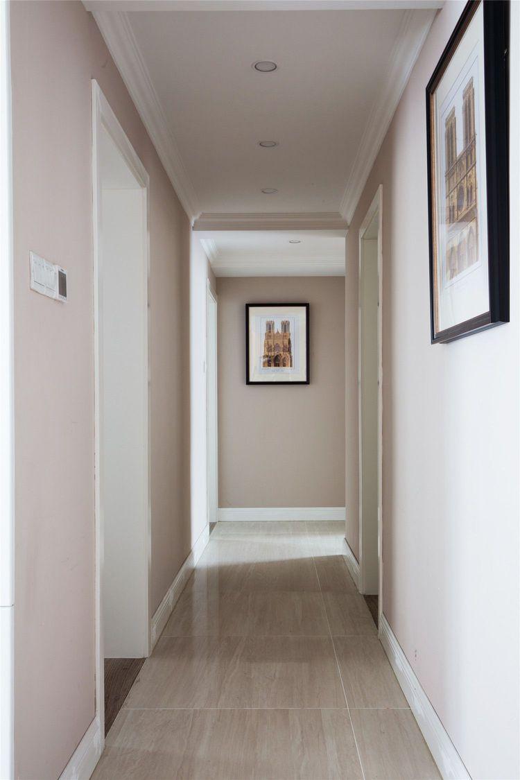150㎡美式风格走廊装修效果图