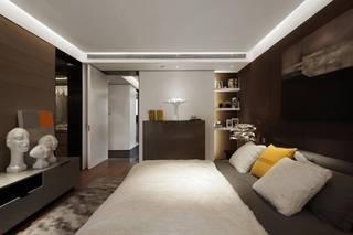 138平现代简约风格卧室装修效果图