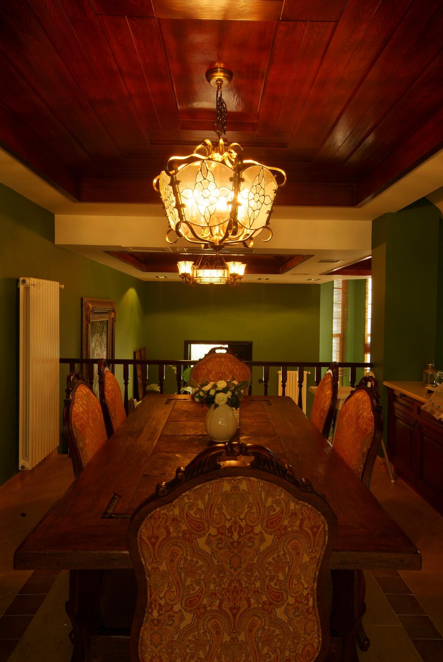 东南亚风格别墅餐厅每日首存送20