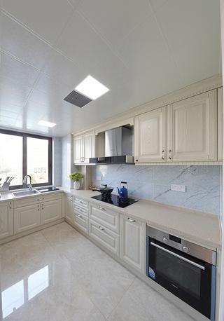 大户型法式风格厨房装修设计图