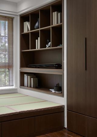 140㎡新中式风格榻榻米装修效果图