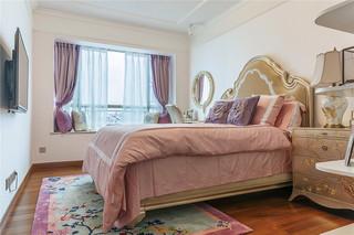 大户型新古典风卧室装修效果图