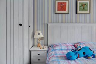 145平简约美式风格儿童房装修效果图