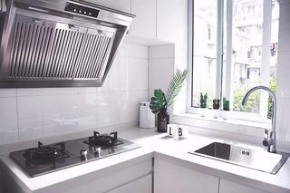 小户型北欧公寓厨房装修效果图