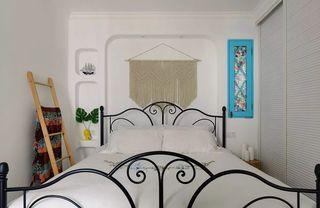 90平米地中海风格卧室装修效果图