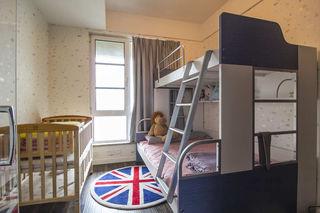 现代风二居儿童房装修效果图