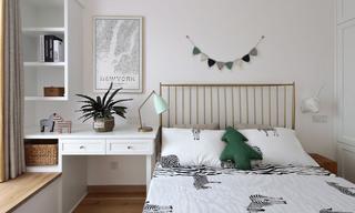 三居室北欧风格儿童房装修效果图