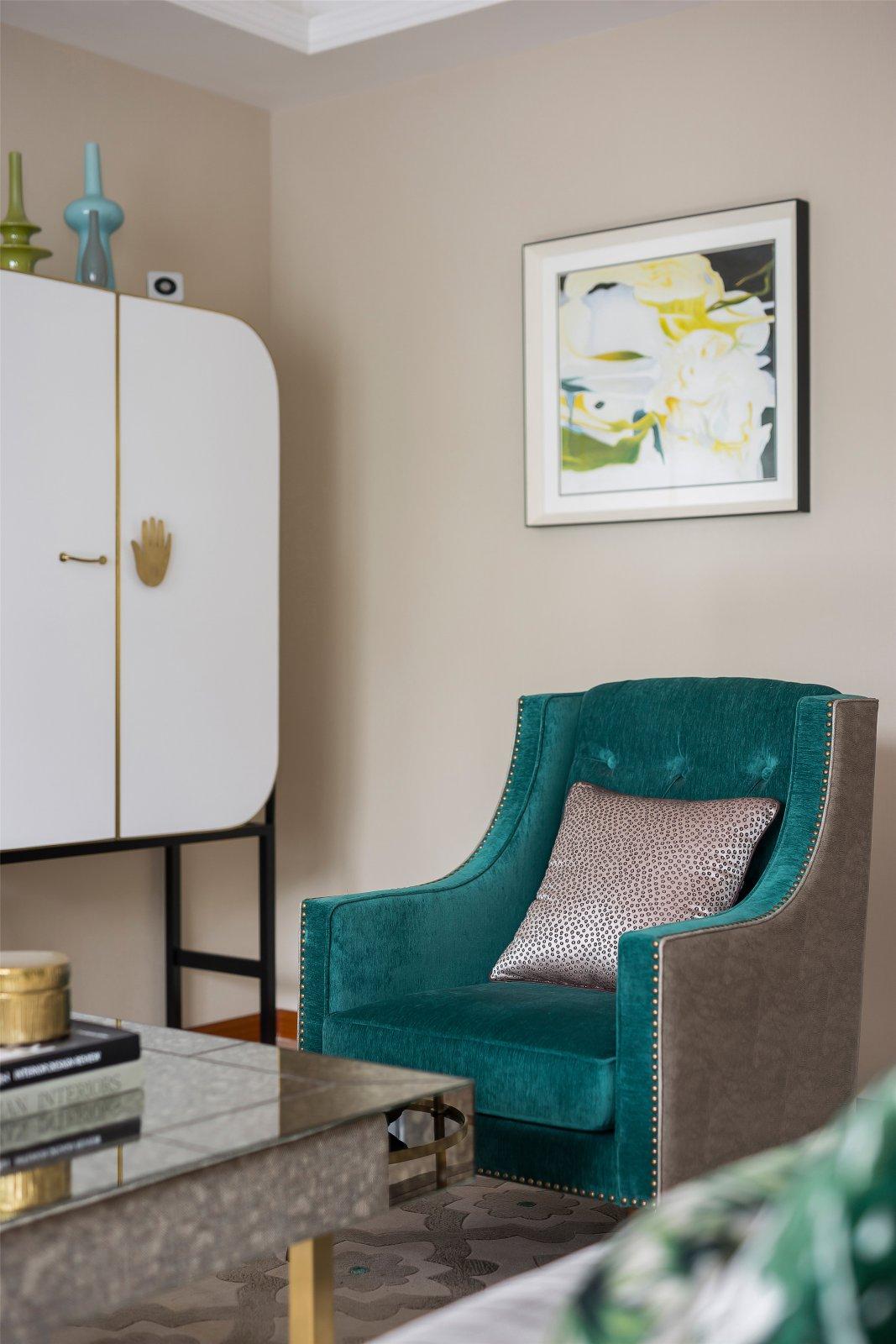 时尚现代别墅装修沙发设计效果图