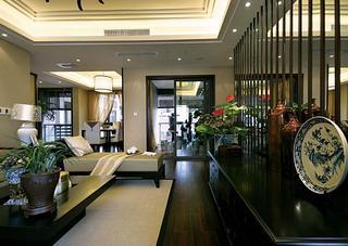 大户型中式风格客厅每日首存送20