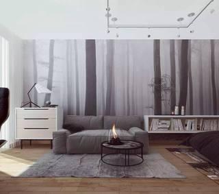 33平小户型公寓装修效果图