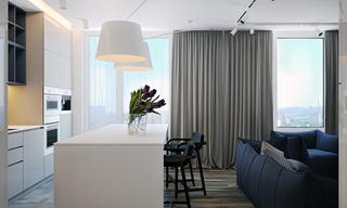 小户型公寓装修设计效果图