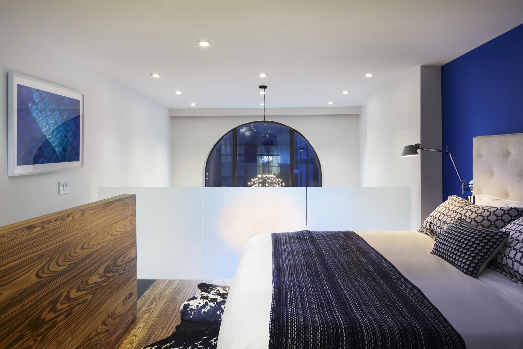 小户型复式公寓卧室装修效果图