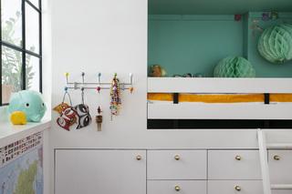 二居室小户型公寓儿童房装修效果图