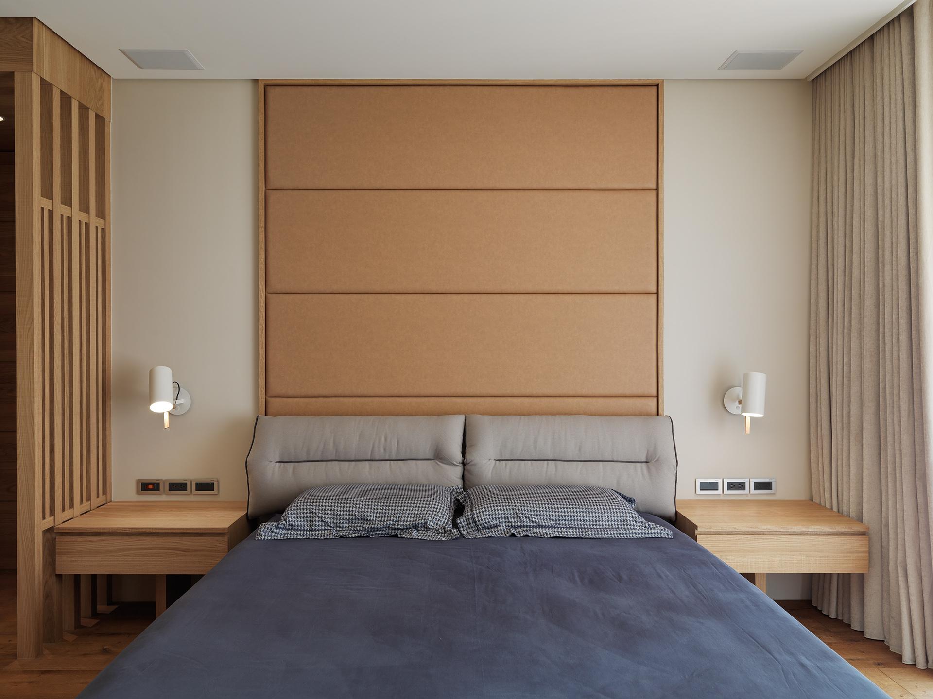 150平米现代风格卧室装修效果图