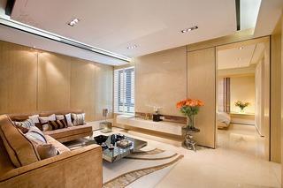 现代简约风格样板房装修设计图