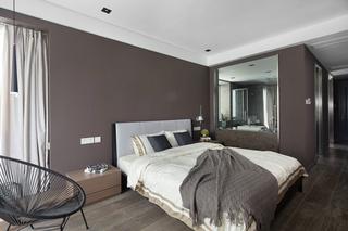 大戶型現代簡約臥室裝修效果圖
