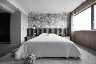 240平复式公寓卧室装修效果图