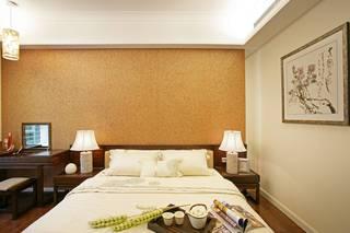 大户型新中式卧室装修效果图