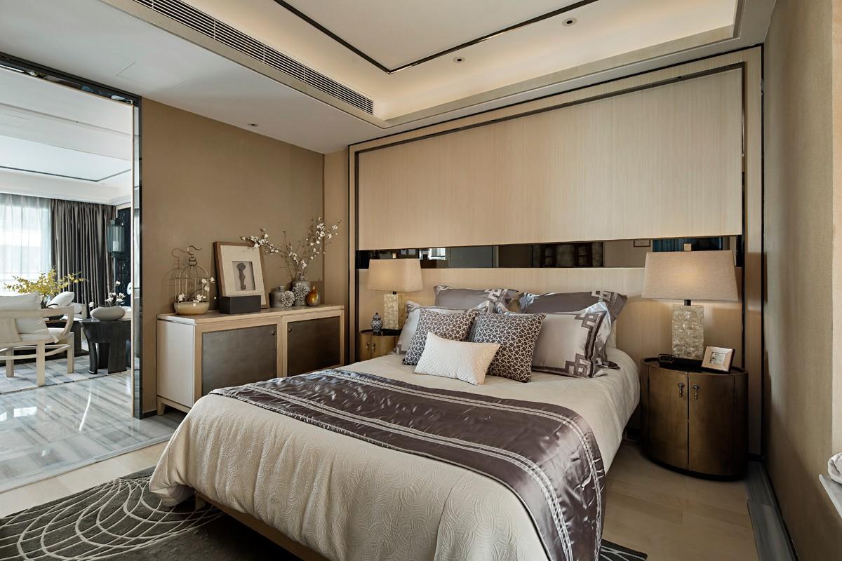 中式风格四房20万以上140平米以上装修效果图