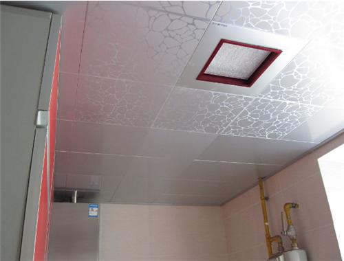 卫生间吊顶安装教程 快来看看