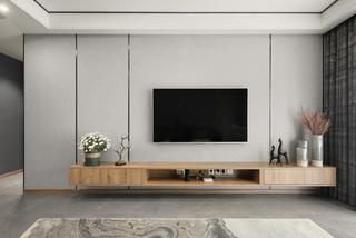 148m²现代简约风电视墙每日首存送20