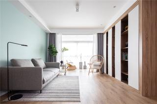 北欧风格三居室装修效果图