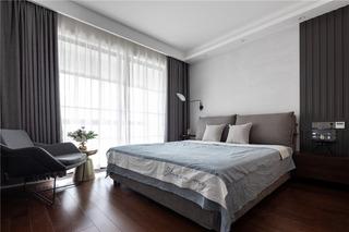 70平米简约风卧室装修效果图